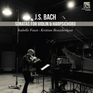 Violin Sonatas Nos.1-6 : Isabelle Faust(Vn)Christian Bezuidenhout(Cemb)(2CD)
