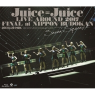 Juice=juice Live Around 2017 Final At Nippon Budokan -Seven Squeeze!-