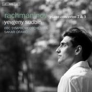 ピアノ協奏曲第2番、第3番 エフゲニー・スドビン、サカリ・オラモ&BBC交響楽団