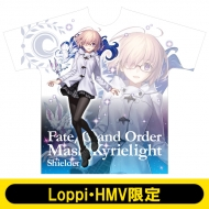 Tシャツ(マシュ)Fate/Grand Order 【Loppi・HMV限定】