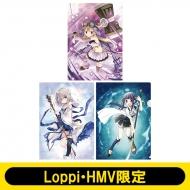 クリアファイルセット(フェリシア・明日香・れん)/ マギアレコード 【Loppi・HMV限定】