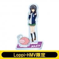 アクリルスタンド(麻子 ローソン制服ver.)/ ガールズ&パンツァー最終章 【Loppi・HMV限定】