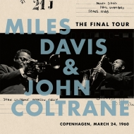Final Tour: Copenhagen March 24 1960 (アナログレコード)