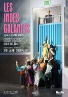『優雅なインドの国々』 シェルカウイ演出、アイヴァー・ボルトン&ミュンヘン祝祭管、オロペーサ、ユーリッジ、他(2016 ステレオ)(2DVD)(日本語字幕付)
