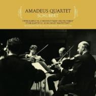 弦楽四重奏曲第14番、第12番 アマデウス弦楽四重奏団(1954)(180グラム重量盤レコード)