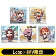 Fate / Grand Order マイクロファイバーハンカチ5種セット【Loppi・HMV限定】2回目
