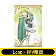 オリジナルA3タペストリー(二葉さな)/ マギアレコード 魔法少女まどか☆マギカ外伝【Loppi・HMV限定】