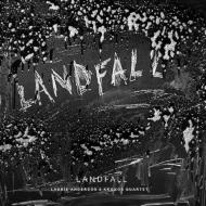 ローリー・アンダーソン:『ランドファル』 クロノス・クァルテット 【限定盤】(2枚組アナログレコード)