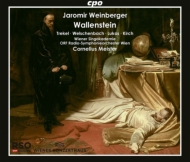 歌劇『ヴァレンシュタイン』全曲 コルネリウス・マイスター&ウィーン放送響、ローマン・トレーケル、マルティナ・ヴェルシェンバッハ、他(2012 ステレオ)(2CD)