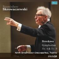 交響曲第4番『ロマンティック』、第9番 スタニスラフ・スクロヴァチェフスキ&NHK交響楽団(2002)(2CD)