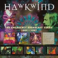 Emergency Broadcast Years 1994-1997 (5CD BOXSET)