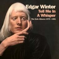 Tell Me In A Whisper (4CD)