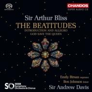カンタータ『ザ・ベアティテューズ』、イギリス国歌(フル・オーケストラ&合唱団版)、他 アンドルー・デイヴィス&BBC交響楽団、BBC交響合唱団