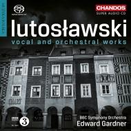 声楽、管弦楽作品集 エドワード・ガードナー&BBC交響楽団、ルーシー・クロウ、ルイ・ロルティ、タスミン・リトル、他(5SACD)