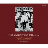 Willi Boskovsky / NHK Symphony Orchestra : Mozart Symphony No.35, Beethoven Symphony No.8, Weber, Strauss Family (1963)(3CD)