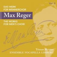 Works for Men's Choir Vol.2 : T.Meister / Ensemble Vocapella Limburg