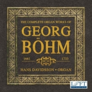 Complete Organ Works : Hans Davidsson (3CD)