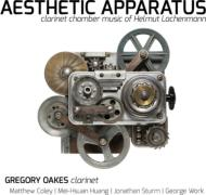 Aesthetic Apparatus-clarinet Chamber Music: Oakes(Cl)Sturm(Va)Mei-hsuan Huang(P)Etc