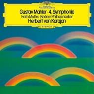 交響曲第4番 ヘルベルト・フォン・カラヤン&ベルリン・フィル、エディト・マティス(シングルレイヤー)
