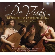 La Musique De La Chambre Du Roy: Staropoli(Rec, Fl)Marchese(Theobo)