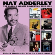 Classic Albums Collection: 1955-1962 (4CD)