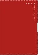 No.642 T'ディレクションダイアリー2 2018年版4月始まり手帳