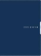 No.697 ディアクレールライト1 2018年版4月始まり手帳