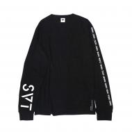 BLACK LINE:ロングスリーブTシャツ(L)/ SEVENTEEN 2018 JAPAN ARENA TOUR 'SVT'