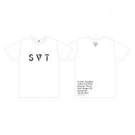Tシャツ(L)[WHITE] / SEVENTEEN 2018 JAPAN ARENA TOUR 'SVT'