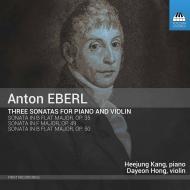 Violin Sonatas: Dayeon Hong(Vn)Heejung Kang(P)