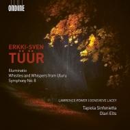 交響曲第8番、イルミナシオ、『ウルルからのホイッスルとささやき』 オラリー・エルツ&タピオラ・シンフォニエッタ、ローレンス・パワー、ジェネヴィーヴ・レイシー