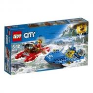 LEGO 60176 シティ 激流のボートチェイス