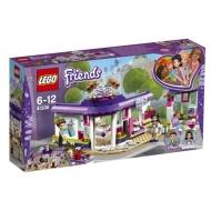LEGO 41336 フレンズ ハートレイクのかわいいアートカフェ