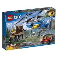 LEGO 60173 シティ 山の逮捕劇