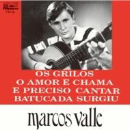Os Grilos / O Amor E Chama / E Preciso Cantar / Batucada Surgiu【2018 RECORD STORE DAY 限定盤】(7インチシングルレコード)