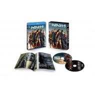 【初回仕様】ジャスティス・リーグ  ブルーレイ&DVDセット(2枚組/ブックレット付)