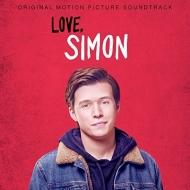 ラブ、サイモン Love Simon サウンドトラック (2枚組/150グラム重量盤レコード)