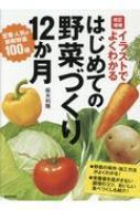 イラストでよくわかる改訂増補 はじめての野菜づくり12か月