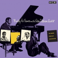 Buddy Defranco & The Oscar Peterson Quartet (180グラム重量盤レコード/waxtime)