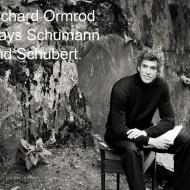 シューベルト:ピアノ・ソナタ第21番、シューマン:クライスレリアーナ リチャード・オームロッド
