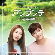 アンダンテ〜恋する速度〜Original Sound Track (CD+DVD)