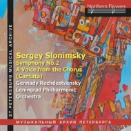 Sym, 2, A Voice From The Chorus: Rozhdestvensky / Leningrad Po Etc
