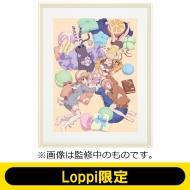 A4ビジュアルプリモアート / スロウスタート【Loppi限定】
