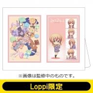 ダブルイラストフレーム(栄依子)/ スロウスタート【Loppi限定】