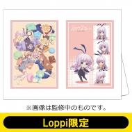 ダブルイラストフレーム(冠)/ スロウスタート【Loppi限定】