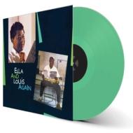 Ella & Louis Again (カラーヴァイナル仕様/180グラム重量盤レコード/waxtime in color)