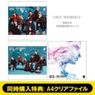 Face Yourself (初回限定盤aセット / 3形態同時購入特典付)(+blu-ray)
