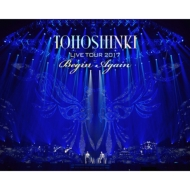 TOHOSHINKI LIVE TOUR 2017 -Begin Again-(2Blu-ray)