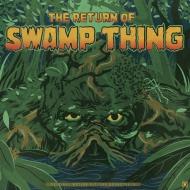 The Return Of Swamp Thing オリジナルサウンドトラック (アナログレコード)