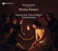 Markus-passion: Brembeck / Parthenia Baroque Parthenia Vocal